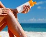 Отправляясь на пляж, не забудьте о солнцезащитной косметике