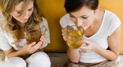 Зелёный чай повышает давление