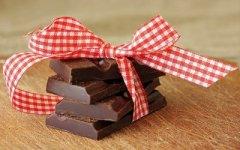 Чёрный шоколад повысит содержание эндорфина в организме
