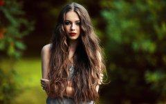 Красивые и ухоженные волосы