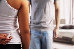Оригинальные способы сообщить мужу о беременности