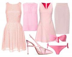 Красивый нежно-розовый цвет хорошо подчеркнёт вашу тёмную кожу