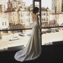 Даша Канануха примеряла свадебное платье