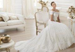 Модные свадебные платья 2015-2016 года