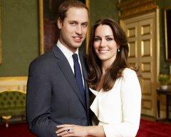 Кейт Миддлтон и её супруг принц Уильям