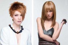 Для модного и стильного образа необходимо подобрать причёску, которая подойдёт именно вам