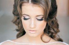 Модный свадебный макияж 2015