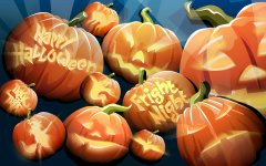 31 октября отмечают Хэллоуин