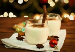 Вкусные зимние напитки