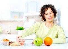 Откажитесь от калорийных и жирных продуктов