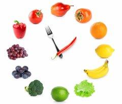 Кушайте как можно чаще, но небольшими порциями