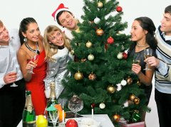 Лучше всего отмечать Старый Новый год с родными